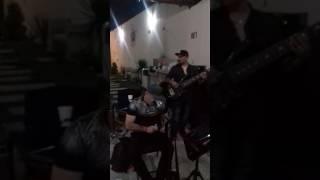 """Yiyo Najera ensayo con """"El Reencuentro de Chicos de Barrio""""."""