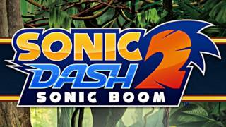 Sonic Dash 2: Sonic Boom (OST) - Jungle Stage Theme
