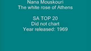 Nana Mouskouri - The white rose of Athens.wmv