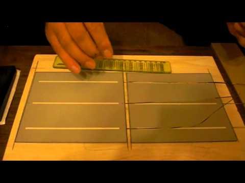 Güneş Paneli Yapımı - Güneş Pili Birleştirme, Lehimleme - How to make solar panel - part2