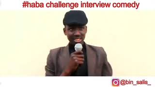 Morell Haba challenge