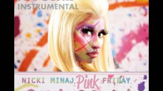 Fire Burns - Nicki Minaj INSTRUMENTAL REMAKE