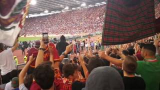 Totti and Roma song 2017-5-28
