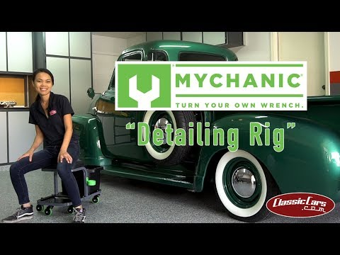 video thumbnail Retire Your Bucket - The New Detailing Rig Is Here