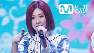 [Fancam] Euijin of Sonamoo(소나무 의진) Go!(가는거야) @M COUNTDOWN_150226