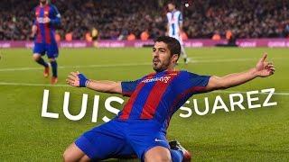 Luis Suarez ● El Pistolero ● Best Goals ● 2016/2017 ● HD