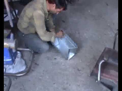 Mangal imalatı Temiz iş