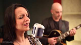 At Last (Etta James Cover)   GEGHEJAZZ Musica Matrimonio Swing Jazz Catania