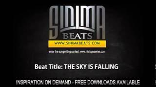 THE SKY IS FALLING (Rock Instrumental) Sinima Beats