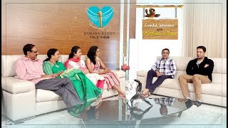Candid Interview with P. V. Sindhu🏸 & Family👪 | Dr. A. V. Gurava Reddy | Gurava Reddy Talk Show🎤
