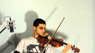 Dangerous (David Guetta) Violin Cover By: Yash Bhardwaj