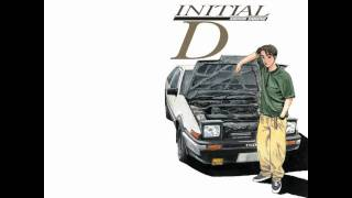 Initial D First Stage Soundtrack - Enigma