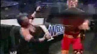 Wrestlemania 19 Higlights