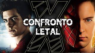 Homem Aranha VS Espetacular Homem Aranha | Confronto Letal