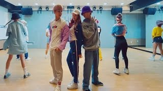 HyunA Triple H(트리플 H) '365 FRESH' Choreography Practice Video Release…흥넘치는 안무 댄스 (현아, 후이, 이던)