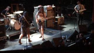 Modern Baseball live at the Warfield Theater