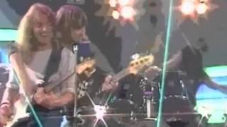 Iron Maiden - Wasted Years (Live German TV 1987) Rare