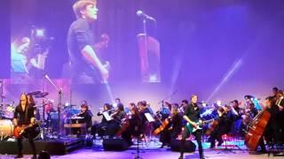 Scream Inc. + Symphony Orchestra - The Memory Remains  (Metallica cover tribure band)