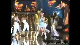 "Luciana Abreu - Let's Get Loud - Programa ""Chuva de Estrelas"" (2009)"