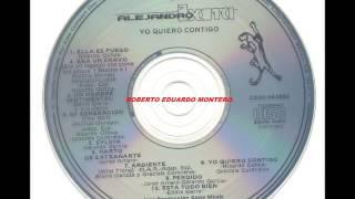 """ALEJANDRO IBARRA  """"YO QUIERO CONTIGO"""" 1990 - 91."""