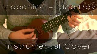 Indochine - Mao Boy Instrumental Cover
