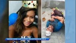 Corpo de menina de 11 anos é encontrado no RJ