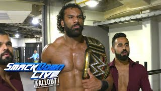 Is Jinder Mahal worried about SummerSlam?: SmackDown LIVE Fallout, Aug. 15, 2017