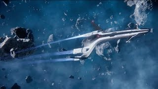 2 Minutes of Mass Effect: Andromeda Tech and Combat Gameplay — CES 2017