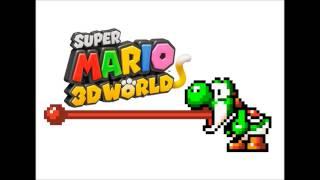 Super Mario 3D World theme (Yoshi's Island SNES remix)