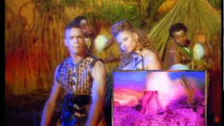 2UNLIMITED Tribal Dance (Euro Version) OFFICIAL VIDEO