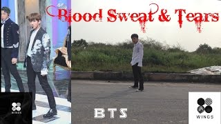 Blood Sweat & Tears - BTS (JungKook focus) | Dance cover by Bee from Vietnam
