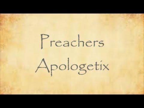 Preachers de Apologetix Letra y Video