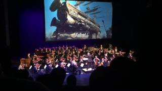 Skyrim in Concert: Sneaky Fallout 4 Section