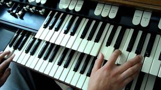 HD - Hammond L122 - Child In Time (Deep Purple)