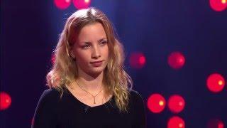 Olivia zingt 'Blank Space' | Blind Audition | The Voice van Vlaanderen | VTM