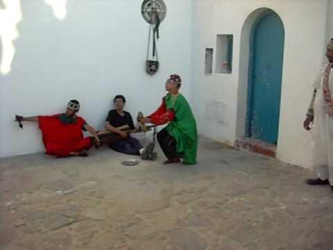 Gnawan Musical Group, Asilah, Morocco
