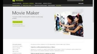 Como instalar Movie maker en Windows 8