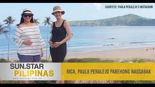 Rica, Paula Peralejo parehong nagsabak