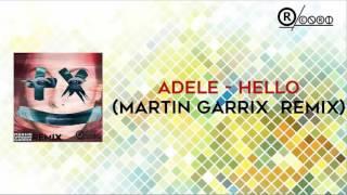 Adele   Hello Martin Garrix Remix