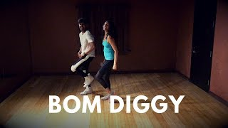Bom Diggy || Dance by Richa & Yogen (Jasmin Walia/Zack Knight)