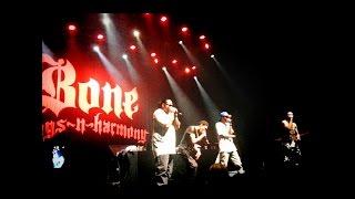 Show Bone Thugs N-Harmony ft. Tupac - Thug Luv no Rio de Janeiro 08/05/2015 Fundição Progresso