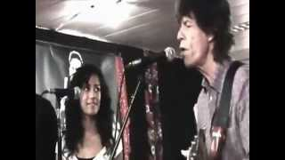 """Ana Moura & Rolling Stones *2007 Lisboa* """"No Expectations"""" backstage rehearsal and interview"""