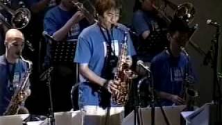 In A Sentimental Mood - Masaru Uchibori Big Band