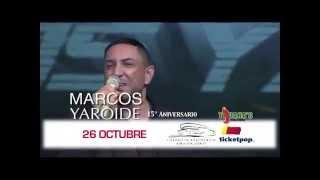 Marcos Yaroide En Concierto