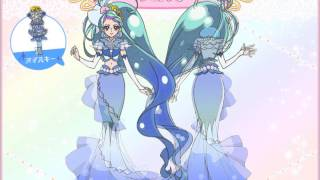 Go! Princess Precure - Precure/Elegant Mode (With Cure Scarlet)
