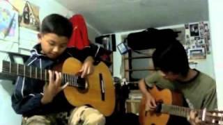 Guitar cover by Rudi Jangan Menyerah.