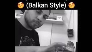 keyboard Free style Balkan style