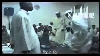 Funny Arabian dance