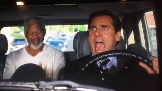(EVAN ALMIGHTY) Extremely funny moment!