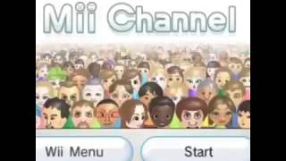 The Wii theme song but with the roblox death sound